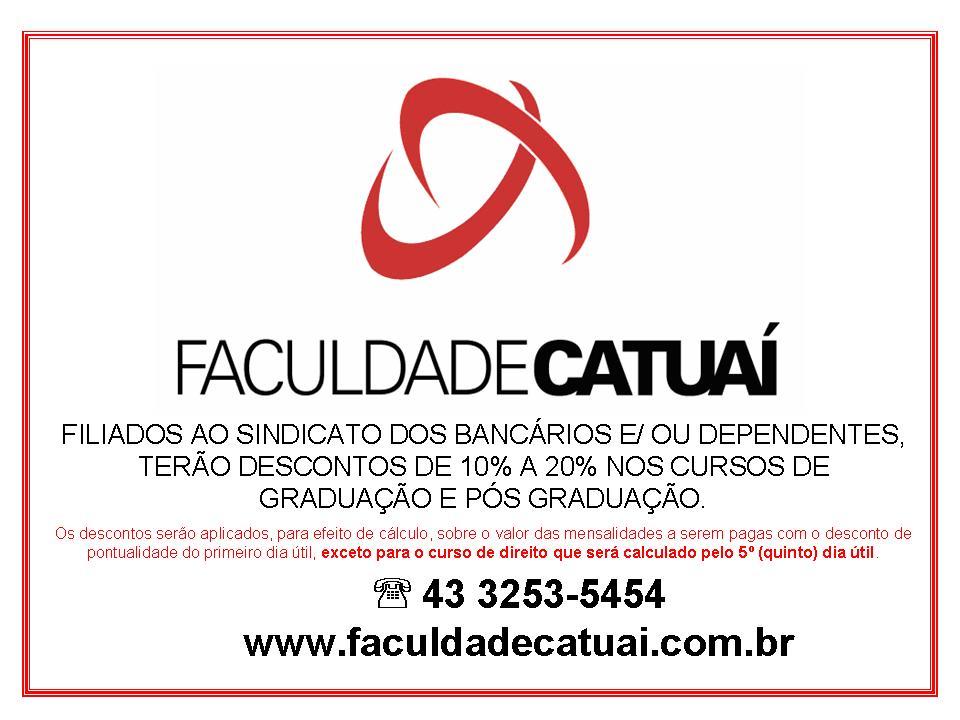 Faculdade Catuaí
