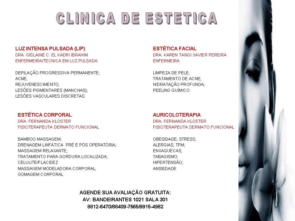 Clinica de Estética