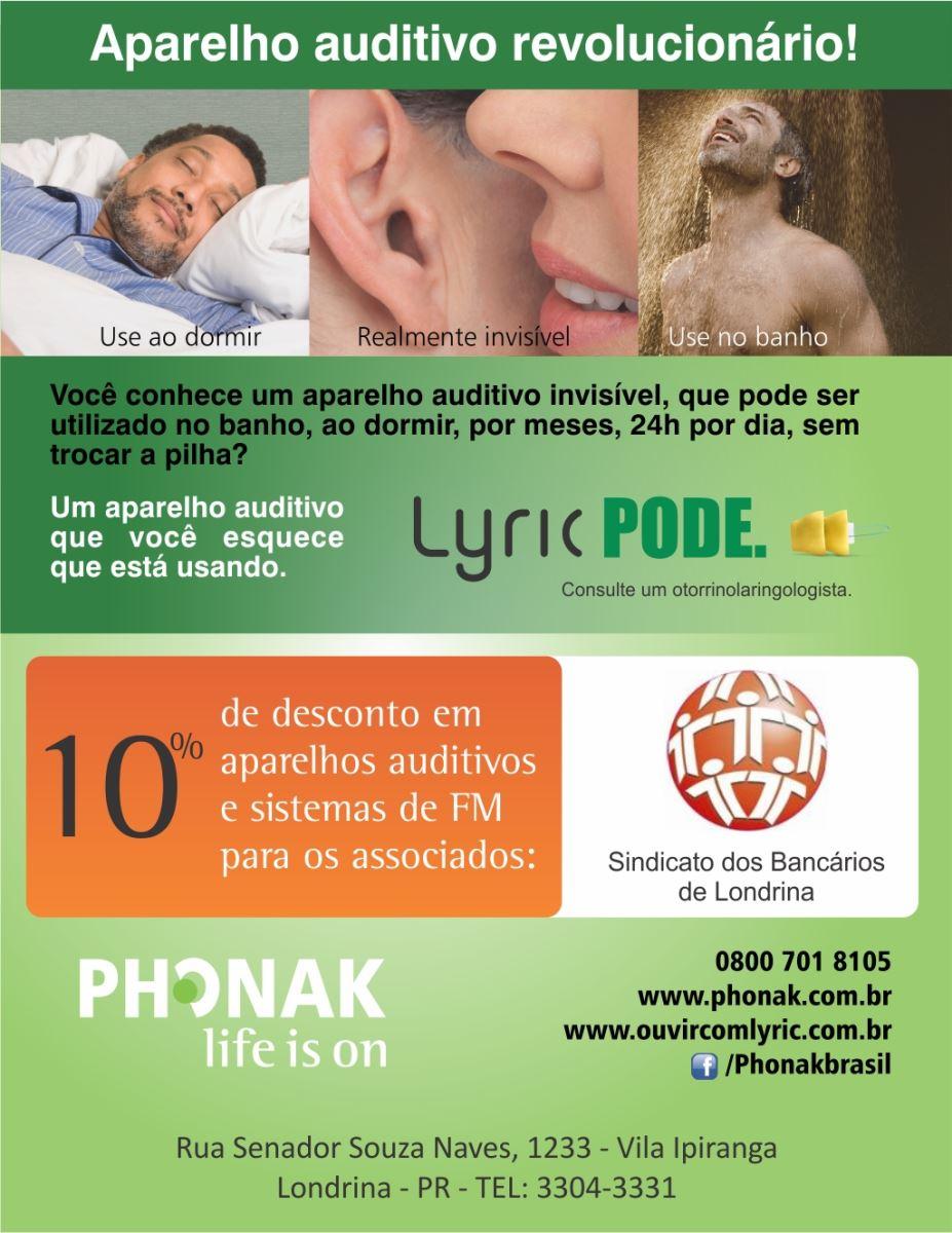 Phonax Aparelho Auditivo